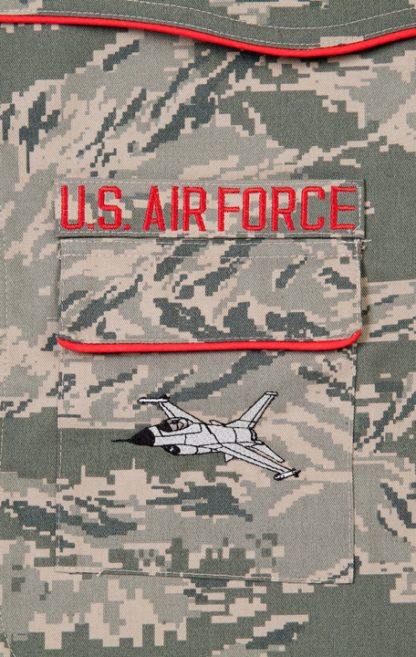 Air Force F16 Pocket Detail