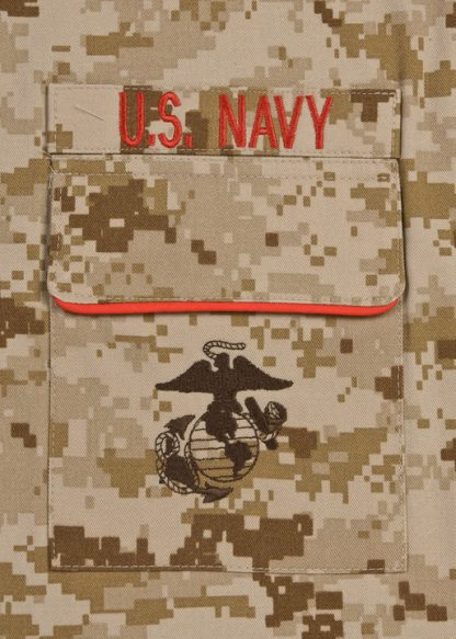 Navy Corpsman Pocket detail