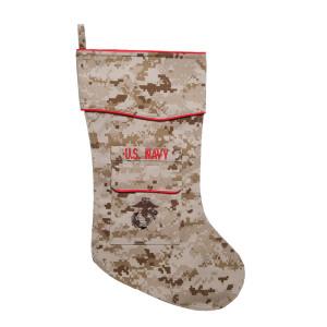 Navy Corpsman Christmas stocking