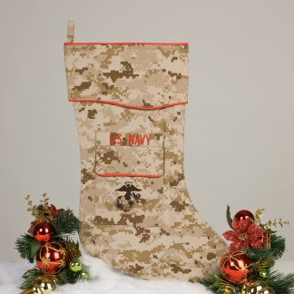 U.S. Navy Corpsman Christmas stocking