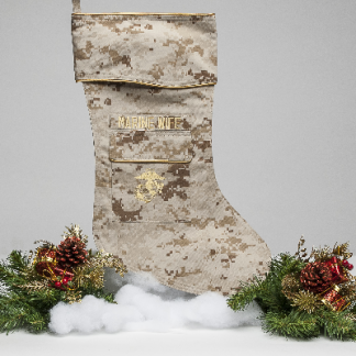 Marine-Wife-Christmas-Stocking