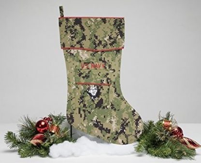 U.S. Navy Christmas Stocking